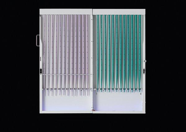 Dilator Storage Cabinet
