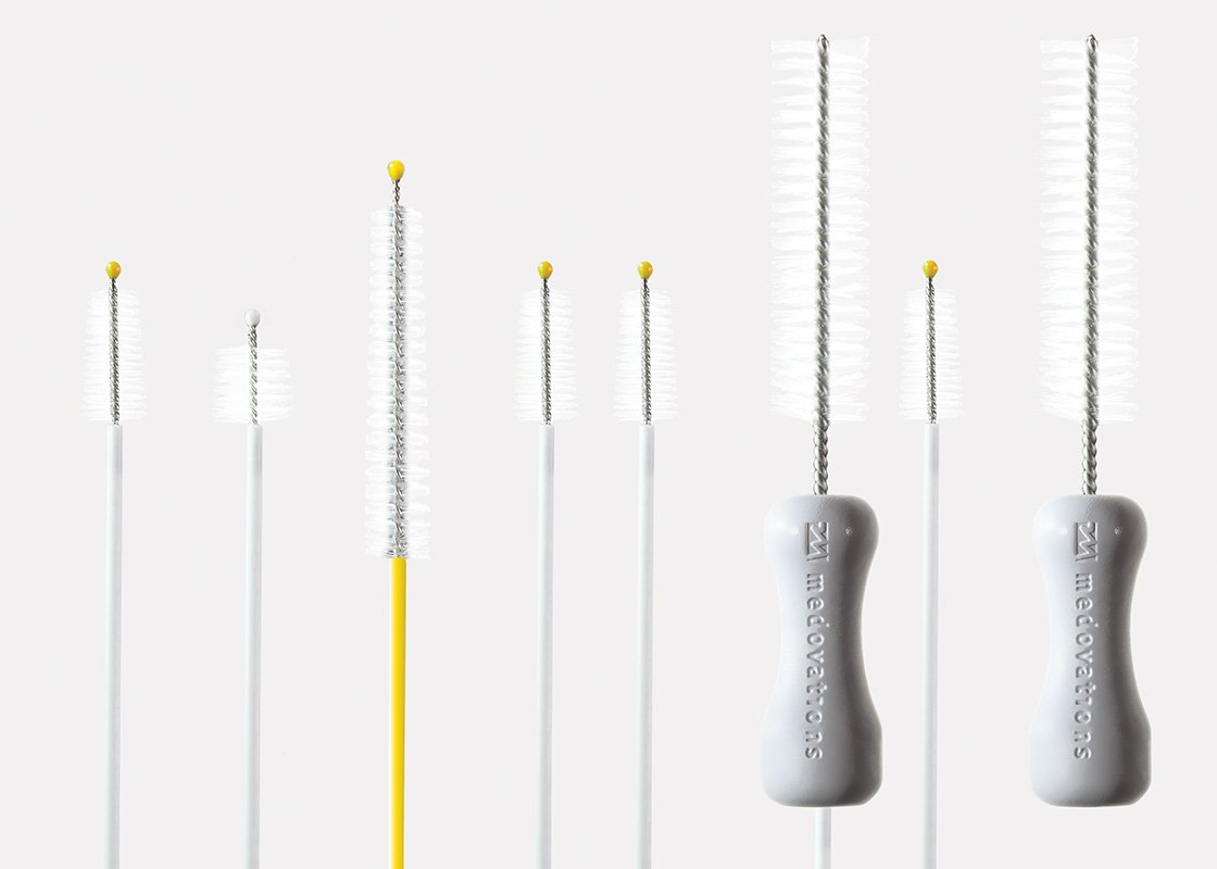CleanFreak Endoscope Cleaning Brushes