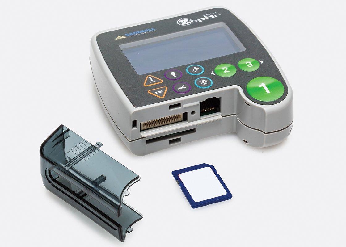 Zephr 174 Impedance Ph Reflux Monitoring System
