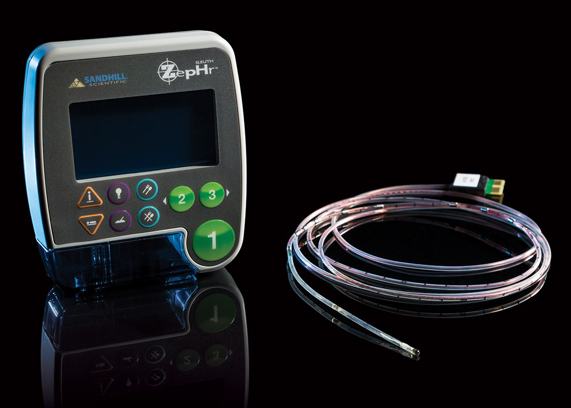 Zephr 174 Impedance Ph Reflux Monitoring System