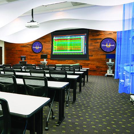 Diversatek Training Classroom
